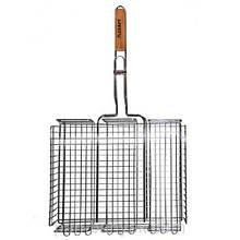 Решітка для барбекю Скаут 40х30 см h7 см метал (0706 Скаут)