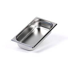 Гастроемкость без ручек FoREST  1/3 32,5х17,6 см h6,5 см нержавейка (201365)