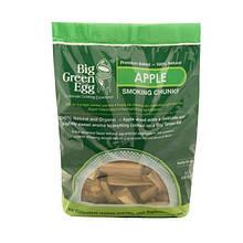 Бруски для разжигания из яблочного дерева Big Green Egg 114617