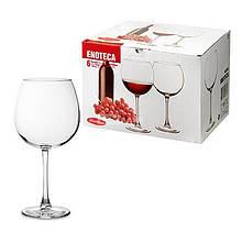 Набор бокалов для вина Pasabahce Enoteca белого 6 штук 630мл d8,5 см h21,5 см стекло (44238/6)