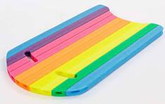Дошка для плавання EVA PL-4529 Multi-colored (ZA04164)