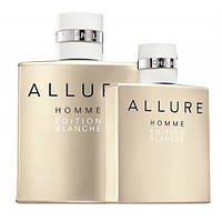 Мужская парфюмированная вода Chanel Allure Homme Edition Blanche Eau de Parfum 100ml(test)