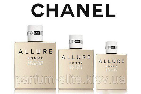мужская парфюмированная вода Chanel Allure Homme Edition Blanche Eau