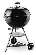 Вугільний гриль з хромованою жарочної ґратами чорно кольору Weber One-Touch-Original 1341504