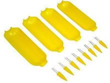 Набор для приготовления кукурузы жёлтого цвета Broil King Grillpro 41595