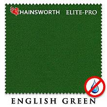 Сукно Hainsworth Elit-pro English Green для бильярдных столов