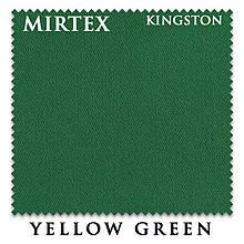 Сукно Mirtex King 760 Yellow Green для бильярдного стола