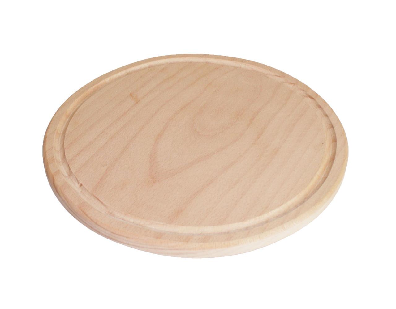 Дошка для подачі Mazhura піци d30 см дуб (353115mz)