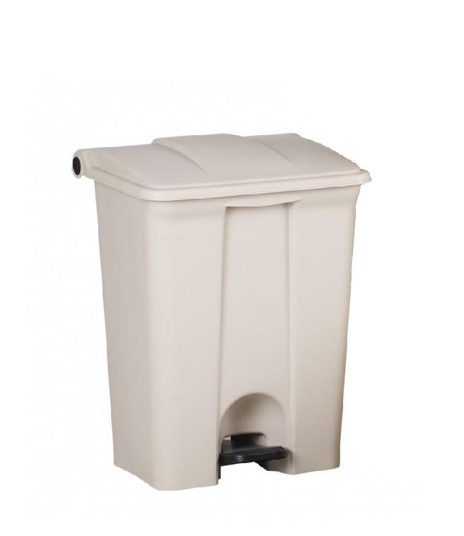 Контейнер для отходов с педалью One Chef Step-On с крышкой 45л 48х38 см h60 см полипропилен (CPT45W)