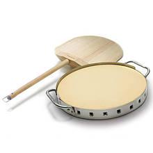 Набор для пиццы для приготовления на гриле из высококачественной стали 34,6 х 40 х 8,9 Broil King 69816