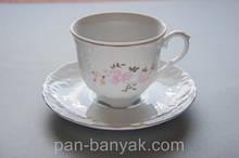 Набор чайный Cmielow Rococo 9704 12 предметов 250мл фарфор (9704)