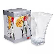 Ваза для цветов Pasabahce Botanica h20 см стекло (80149)