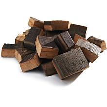 Опилки для копчения из дубовых бочек от рома 0,73 кг. Broil King  (63255)