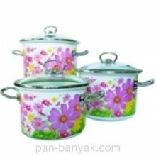 Набір посуду Epos Бариня 6 предметів емаль ( №1500 Бариня)