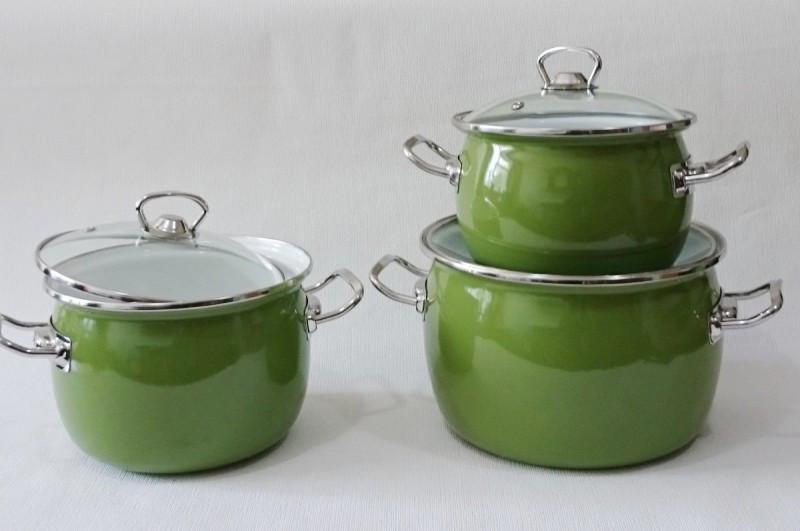 Набор посуды Epos Вильям 6 предметов емаль (№1600 Вильям)