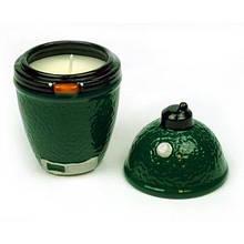 Ароматизована протимоскітна свічка Big Green Egg цитронелла BGECC