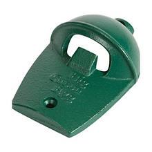 Відкривачка для пляшок з чавуну для барбекю кухні зеленого кольору Big Green Egg 114822