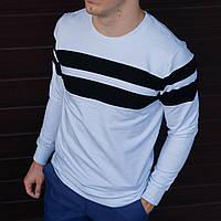 Мужской стильный свитшот, худи мужской 100 % хлопок Размер S-XL