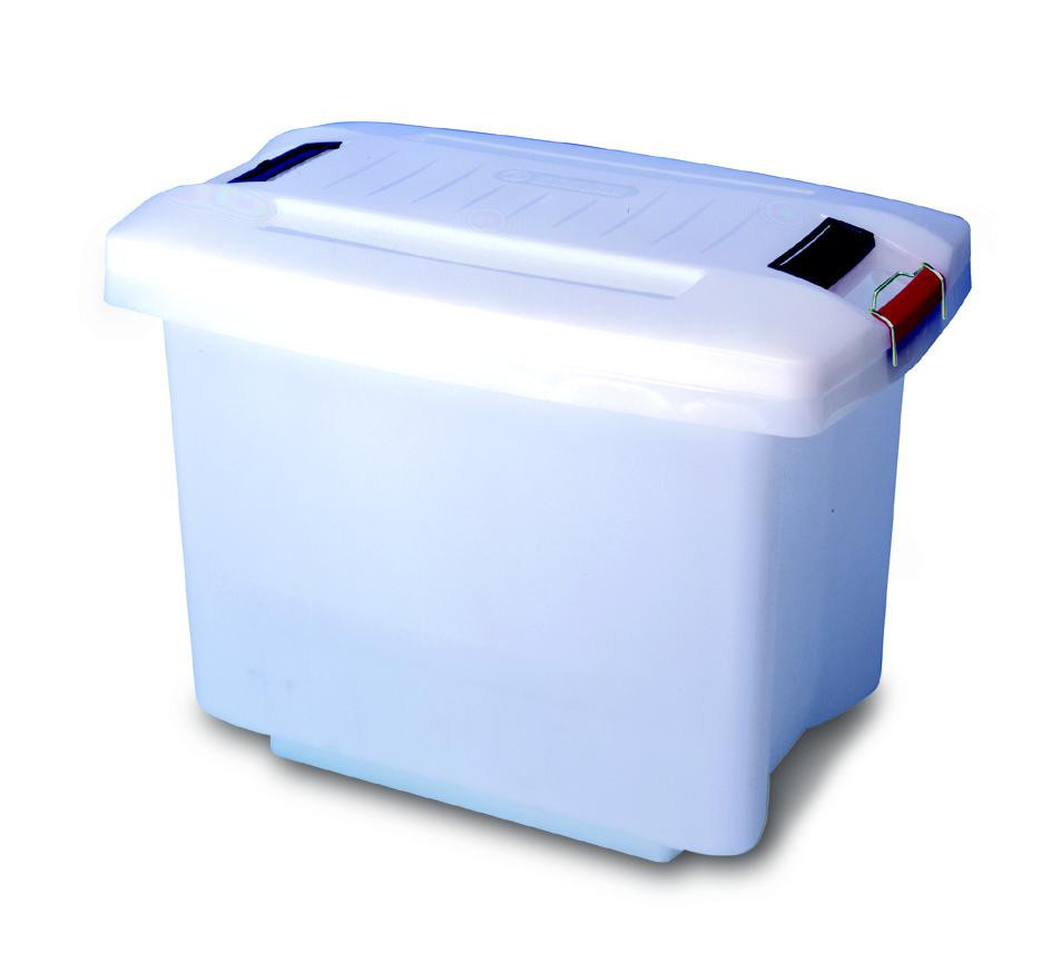 Контейнер для хранения Araven  с крышкой 50л 60х39,5 см h41 см полиэтилен (01850 Ar)