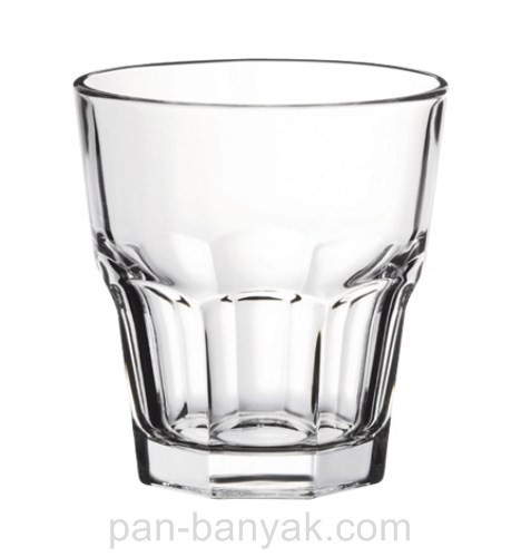 Стакан низкий Pasabahce Casablanca для виски 270мл d8,5 см h9,4 см стекло (52705/1)