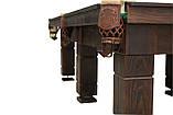 Бильярдный стол Царский размер 8 футов Ардезия из натурального дерева, фото 5