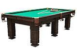 Більярдний стіл Царський ігрове поле з ЛДСП розмір 9 футів для гри в Американський Пул, фото 2