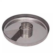 Лоток круглый для угля из нержавеющей стали Char-Broil 4257959
