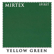 Сукно Mirtex Spirit Yellow Green для бильярдных столов