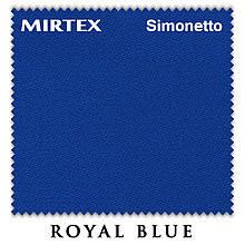 Синє Сукно Simonetto 920 Royal Blue для більярдного столу