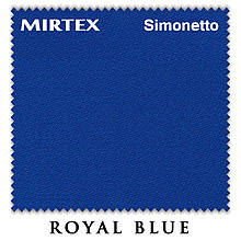 Сукно Синее Simonetto 920 Royal Blue для бильярдного стола