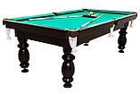 """Бильярдный стол """"Мрия Нова"""" размер 9 футов для игры в Американский пул, фото 2"""
