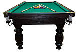 """Бильярдный стол """"Мрия Нова"""" размер 9 футов для игры в Американский пул, фото 4"""