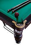 """Бильярдный стол """"Мрия Нова"""" размер 9 футов для игры в Американский пул, фото 7"""