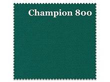 Зелене Сукно Champion 800 Green для більярдних столів