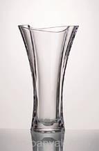 Ваза для цветов Bohemia Smile h30,5 см богемское стекло, Ваза для цветов стекло, Стеклянная ваза для цветов
