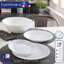 Сервиз столовый Luminarc Harena 19 предметов стеклокерамика (3271L)
