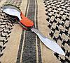 Туристический набор (4 элемента) - ложка, вилка, нож, открывашка M-Tac Large сталь (60012035), фото 3