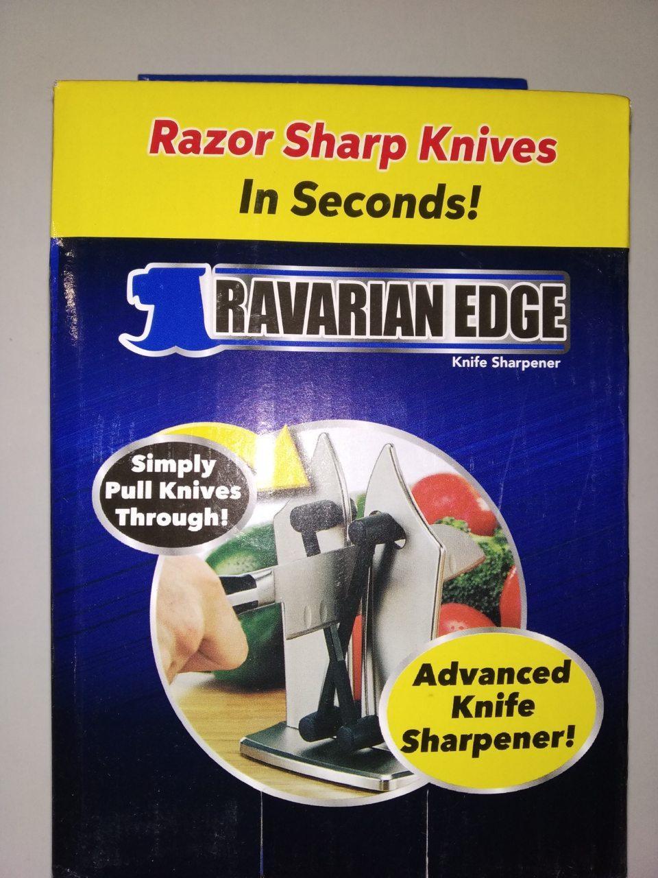 Точилка для ножей Ravarian Edge