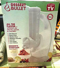 Аппарат для приготовления десертов и мороженного из фруктов Dessert Bullet sale