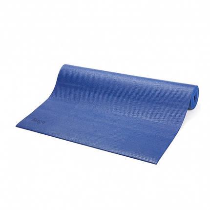 Коврик для йоги Bodhi Asana mat 220 x 60 x 0.4 см Синий (hub_GVHc70017), фото 2