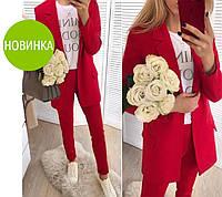 "Модный женский костюм брючный ""Romano"""