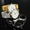 Годинник ZIZ Мінімалізм (ремінець з нержавіючої сталі золото) + додатковий ремінець, фото 5