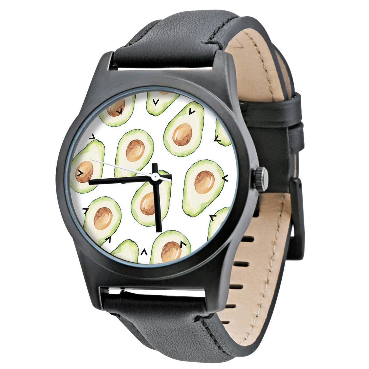 Годинник ZIZ Авокадо + дод. ремінець + подарункова коробка