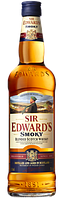 Виски Sir Edward`s Smoky 1л