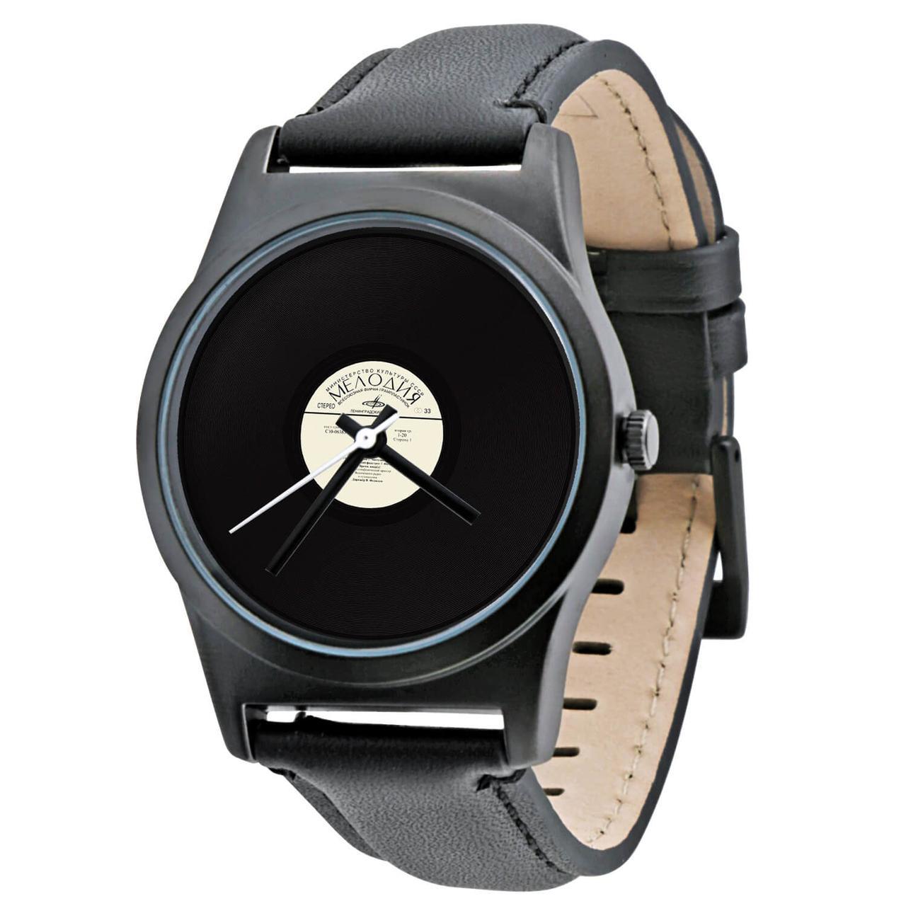 Годинник ZIZ Вініл + дод. ремінець + подарункова коробка