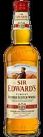 Виски Sir Edward`s 1л