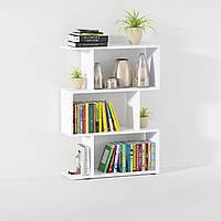 Стеллаж на 3 полки для книг, этажерка G0074