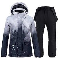 Лыжная одежда, лыжный костюм, лыжная куртка, лыжные штаны.