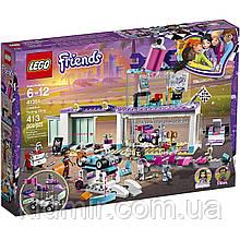 Конструктор LEGO Friends 41351 Майстерня з тюнінгу автомобілів