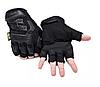 Тактические перчатки Mechanix (Беспалый). -Black (m-pact1-black), фото 2